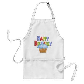 Feliz cumpleaños delantal
