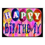 Feliz cumpleaños felicitación