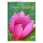 ¡Feliz cumpleaños! Felicitación