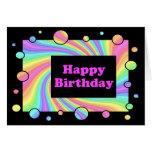 Feliz cumpleaños felicitaciones