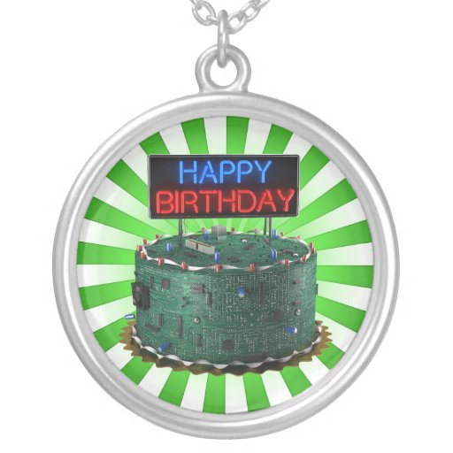 Feliz cumpleaños, friki joyerías
