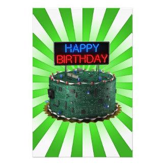 Feliz cumpleaños, friki fotografía