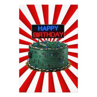 Feliz cumpleaños, friki fotografías