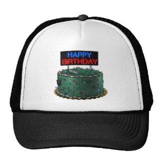 Feliz cumpleaños, friki gorras de camionero