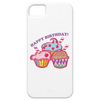 Feliz cumpleaños iPhone 5 Case-Mate carcasa