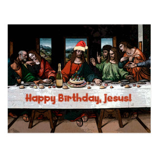 ¡Feliz cumpleaños, Jesús! Tarjetas Postales