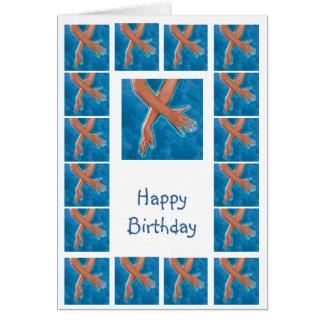 Feliz cumpleaños - ka Bakra de Akra Felicitación