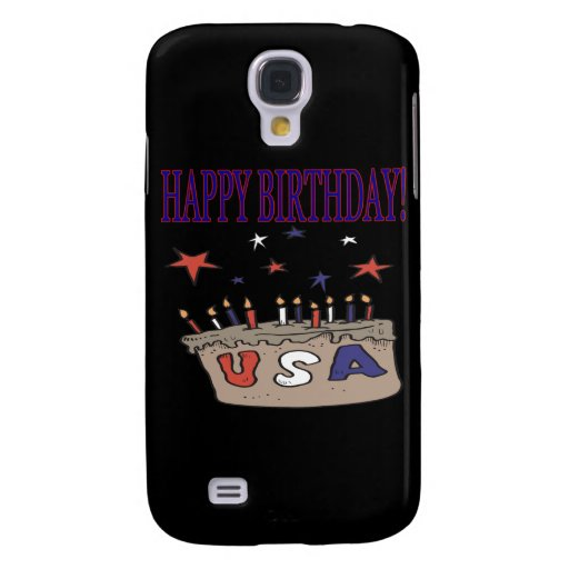 Feliz cumpleaños los E.E.U.U.