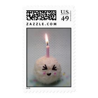 Feliz cumpleaños Onigiri - sellos