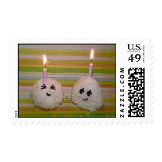 Feliz cumpleaños Onigiris - sello