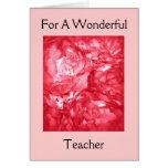 Feliz cumpleaños - para un profesor felicitaciones