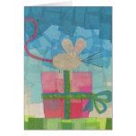Feliz cumpleaños, pequeña tarjeta de cumpleaños de