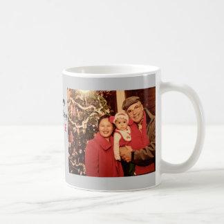 Feliz cumpleaños personalizado taza de café