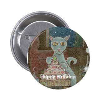 ¡Feliz cumpleaños! Pins