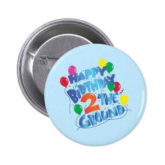 Feliz cumpleaños pin