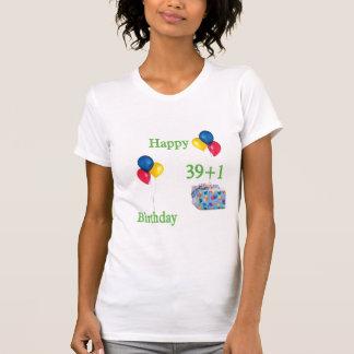 Feliz cumpleaños tshirt