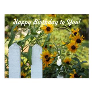 ¡Feliz cumpleaños! Postal