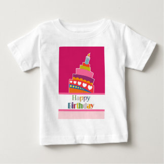 Feliz cumpleaños remera