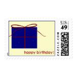 "¡""feliz cumpleaños! ""sello"