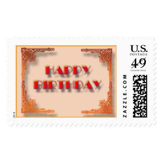 ¡feliz cumpleaños!!! sellos