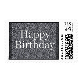 Feliz cumpleaños sello