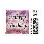 Feliz cumpleaños sellos