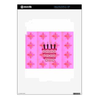 Feliz cumpleaños skins para iPad 2
