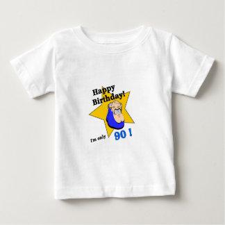 ¡Feliz cumpleaños! Soy SOLAMENTE 90 T-shirts