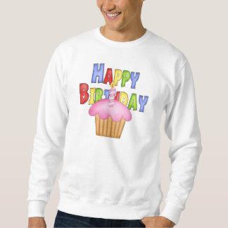 Feliz cumpleaños sudadera con capucha