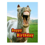 Feliz cumpleaños tarjeta postal