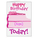 Feliz cumpleaños tarjeton