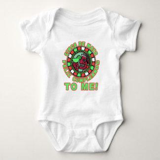 Feliz Cumpleanos to Me! Happy Birthday in Spanish Baby Bodysuit