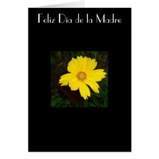 Feliz Dia de la Madre 15 Greeting Card