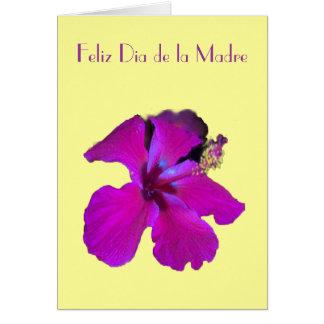 Feliz Dia de la Madre 19 Card