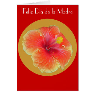 Feliz Dia de la Madre 4 Card