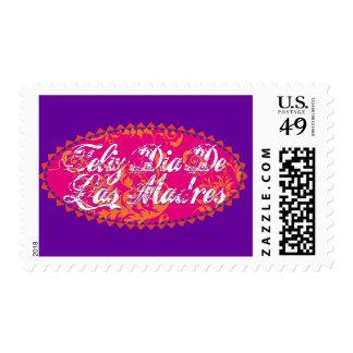 Feliz Dia De Las Madre Postage Stamps