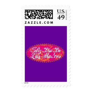 Feliz Dia De Las Madre Stamp