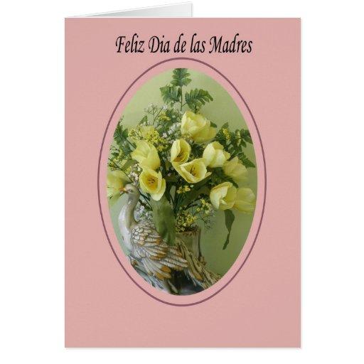 feliz dia de las madres 2 card | Zazzle