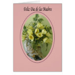 feliz dia de las madres 2 tarjeta