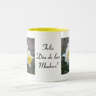 Feliz Dia de las Madres taza / cup / mug