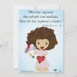 Feliz Día de las Madres Thank You Card