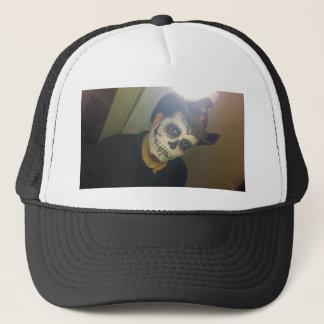 Feliz Dia de los Muertos Trucker Hat