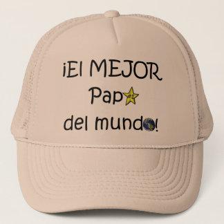 ¡Feliz día del padre - eres el mejor! Trucker Hat