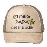 ¡¡Feliz día del padre - mejor del EL de para! Gorro