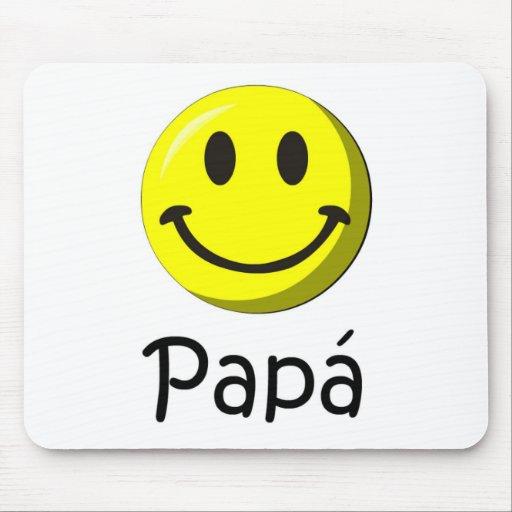 ¡¡Feliz día del padre - mejor del EL de para! Mousepad