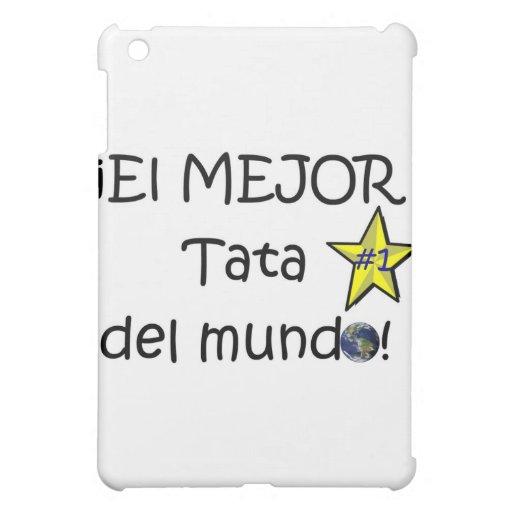 ¡Feliz día del padre - para el mejor! Cover For The iPad Mini