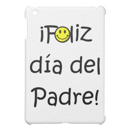 ¡Feliz día del padre - para el mejor! iPad Mini Cases