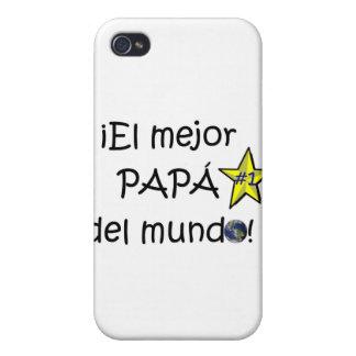 ¡Feliz día del padre - para el mejor! iPhone 4/4S Case