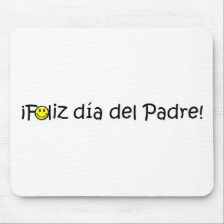 ¡Feliz día del padre - para el mejor! Mouse Pad