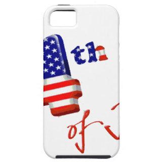 Feliz el 4 de julio, Día de la Independencia feliz iPhone 5 Coberturas